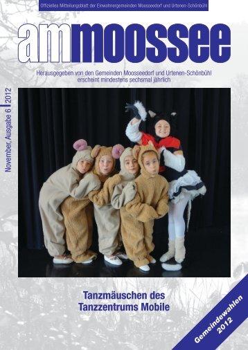 Neuer Redaktor ab Ausgabe 1/2013! - Einwohnergemeinde ...
