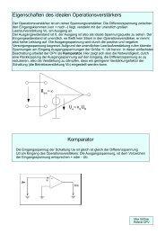 Folien - Projektlabor