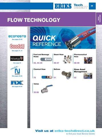 FLOW technOLOgy - Eriks UK