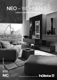 NEO – WOHNEN 3.0 - Home Style sro