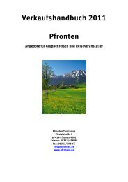 Sales Guide 2011.pdf - Pfronten