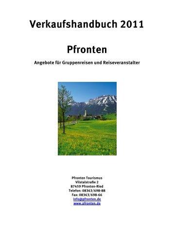 Sales Guide 2011.pdf - Pfronten