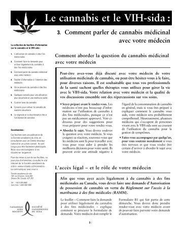 Comment parler de cannabis médicinal avec votre médecin