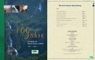 100 Jahr Wasserfallweg 08/01 - Krimmler Wasserfälle