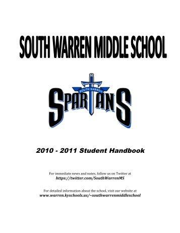 2010 2011 Student Handbook - Warren County Schools