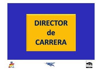 El director de carrera