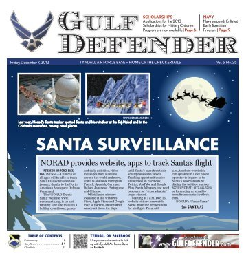 7 December 2012 - The Gulf Defender