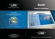 Qweb Trust in e-business - IQNet Association