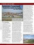 June 15: Cover Story - Lessons Learned From Joplin - Fairmount ... - Page 2