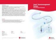 Zassi® Darmmanagement System Kurzanleitung ... - gd medical AG