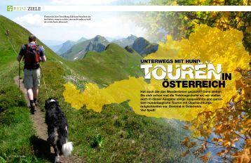 DOGStoday Ausgabe September 2010 - BergWauWau