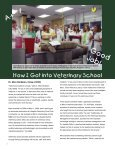 How I Got Into Veterinary School - School of Veterinary Medicine - Page 2