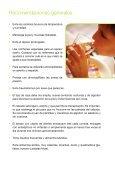 guía de prevención y cuidado de la piel y mucosas para afectados ... - Page 4