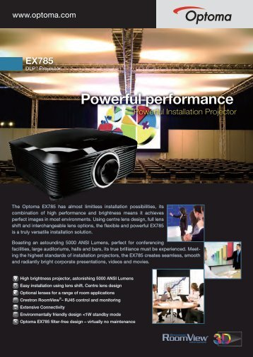 Download - Optoma Asia
