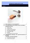MANUAL SISTEMA 3060 - SimonsVoss technologies - Page 6