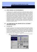 MANUAL SISTEMA 3060 - SimonsVoss technologies - Page 7