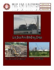 Vol 2 Iss 3 3rd qtr 10.pub - Operating Engineers Local 520