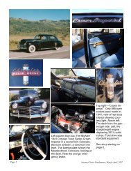 """Top right—""""Crown Im- perial:"""" Only 895 town sedans were made in ..."""