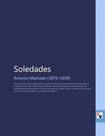 Soledades - Descarga Ebooks
