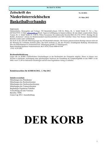 Der Korb 01 2012.pdf - NBBV