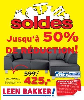 DE RÉDUCTION! - Leenbakker