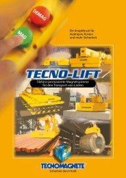 Elektro-permanente Magnetsysteme für den Transport von Lasten