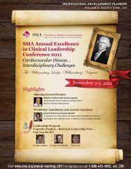 nce ip - Southern Medical Association