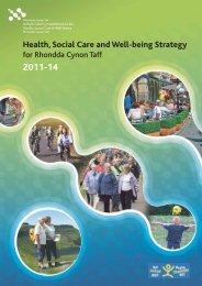HSCWB Strategy 2011-14 - Rhondda Cynon Taf