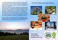 Flyer als PDF - Odenwald-Sterne-Hotels