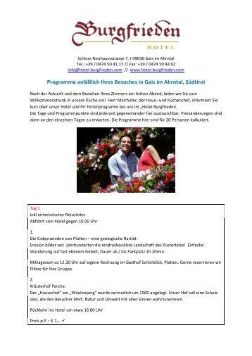 Jetzt PDF downloaden... - VENTA Tourismus