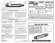 E23T-F22J Instructions - AeroTech