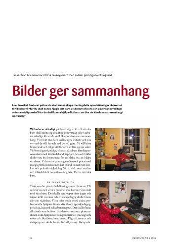 Bilder ger sammanhang - Certec - Lunds Tekniska Högskola