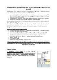 Těsnící lišty SA-plus - řešení pro rychlou a ekonomickou montáž ...