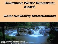 Water Resources & Determining Water Quality [pdf]