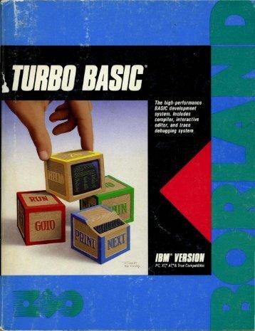 Turbo Basic