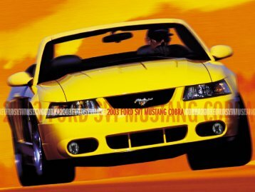 Performance - Rocket City Mustang Club
