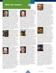 Meet the Authors - Elements