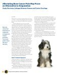 Fall 2007 Vol. 30 No. 2 - University of Illinois College of Veterinary ... - Page 6