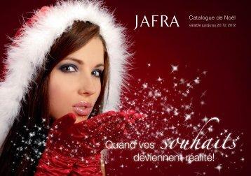 souhaits - Jafra Cosmetics