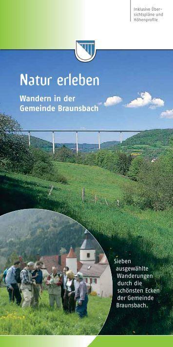 Kocher-Jagst Radweg - Braunsbach