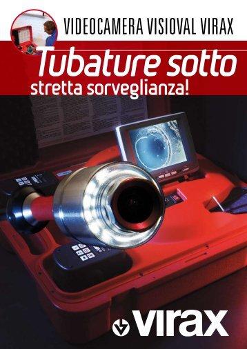 videocamera viSiovaL viraX