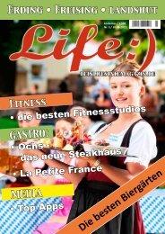 m/w - Das News und Event Portal des Magazin Life für Erding, Freising