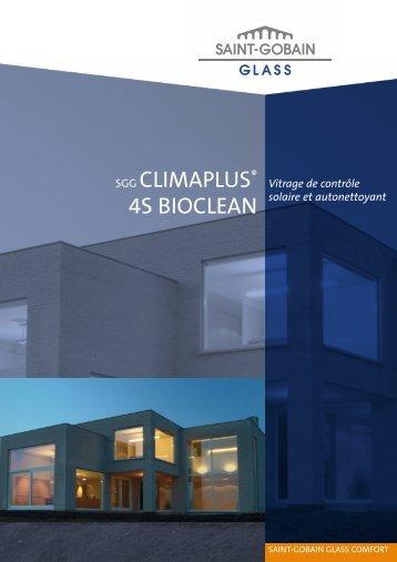 climaplus 4s bioclean - Verre Autonettoyant : SGG BIOCLEAN