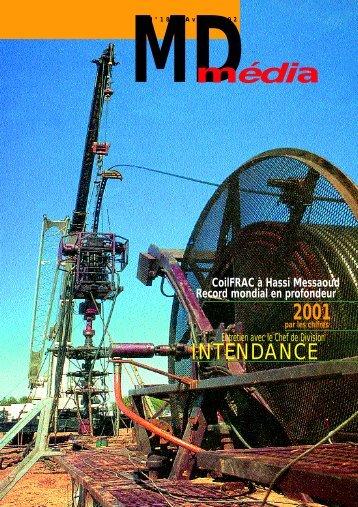 N°18 - Ministère de l'énergie et des mines