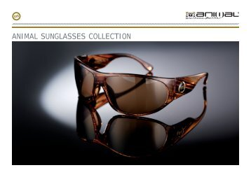 8134555a5 ANIMAL Sunglasses COLLECTION - Attila Oros
