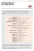 optibelt V-Belts - Plastorgomma - Page 3