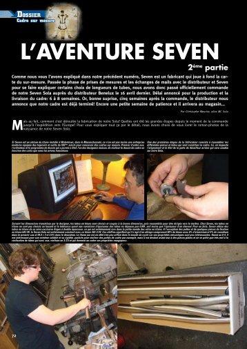 L'aventure Seven