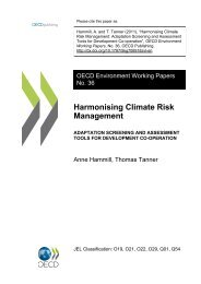 Harmonising Climate Risk Management - International Institute for ...