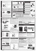 hitachi condizionatore modello split manuale di installazione - Page 2