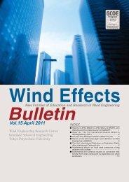 Vol.15 April 2011